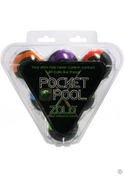 Zolo Pocket Pool 6 Pack
