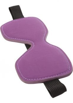 Lust Bondage Blindfold Purple
