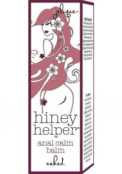 Hiney Helper Anal Calm Balm .5floz