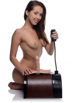 LoveBotz Saddle Deluxe Sex Machine