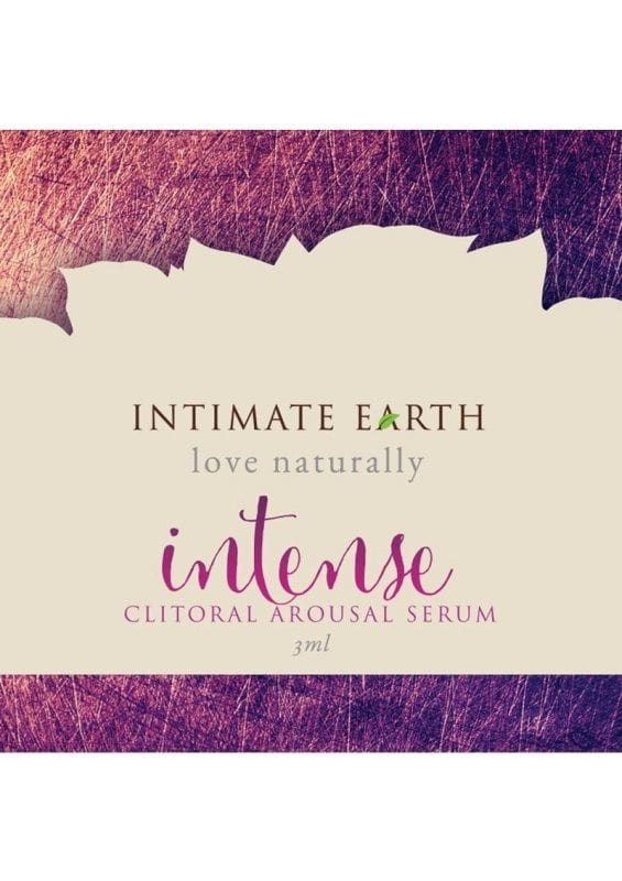 Intimate Earth Intense Clitoral Arousal Serum 3ml