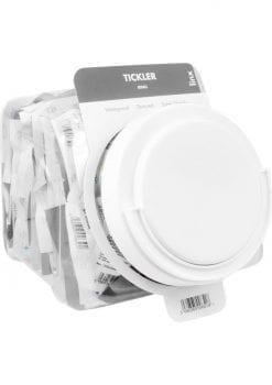 Linx Tickler Textured Ring Smoke Assorted 54 Packs Per Fishbowl
