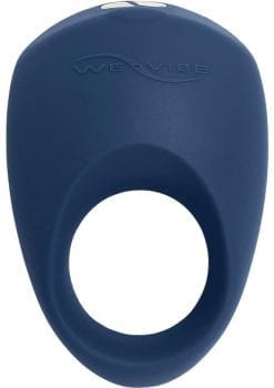 We-Vibe Pivot App Compatable USB Rechargeable Vibrating Ring Waterproof Midnight Blue