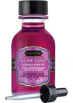 Oil Of Love Raspberry Kiss .75 Oz