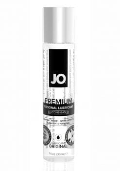 Jo Premium Silicone Lubricant Original 1 Ounce