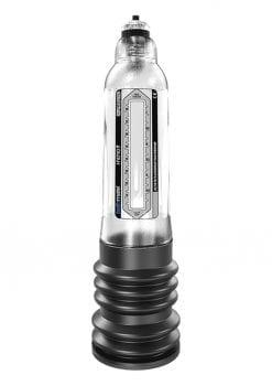 Bathmate Hydro7 Penis Pump Waterproof Crystal Clear