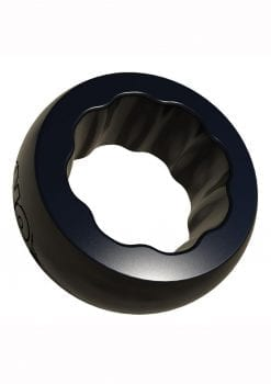 Rock Candy Rock On Ring Black Cock Ring