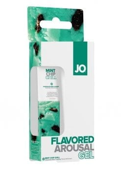 Jo Mint Chip Chill Arousal Gel Water Based Vegan