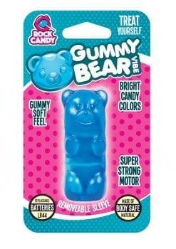 Rock Candy Gummy Bear Vibe Splashproof Blue