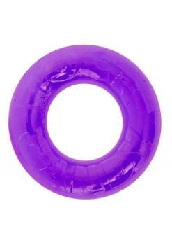 Rock Candy Gummy Ring Cock Ring One Size Fits Most Purple