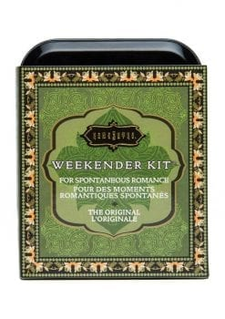 Weekender Kit Couples Romance Bath and Shower Original