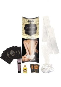 Erotic Play Set Embrace Me Limited Edition