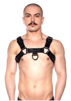 Prowler Red Noir Harness Blk Lg