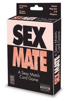 Sex Mate Couples Card Game