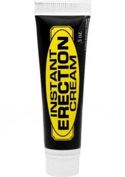 Instant Erection Cream .5 Ounce