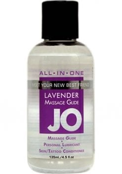 Jo All-In-One Silicone Sensual Massage Glide 4oz