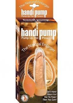 Handi Pump Penis Pump Clear