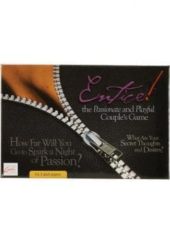 Entice Couples Board Game