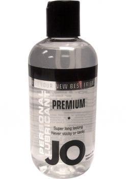 Jo Premium Silicone Lubricant  8 Ounce