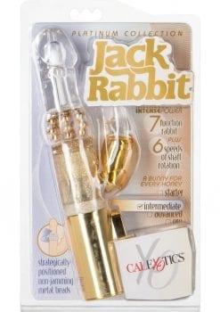 Platinum Collection Jack Rabbit Waterproof 5 Inch Gold