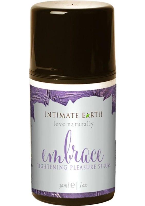 Intimate Earth Embrace Tightening Pleasure Serum 1oz