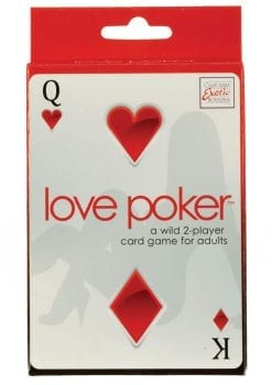 Love Poker Couples Card Game