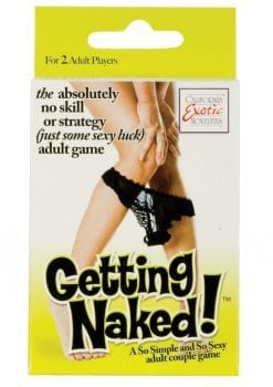 Getting Naked Couples Card Game