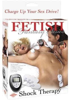 Fetish Fantasy Shock Therapy Wired Remote Control