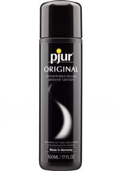 Pjur Original Super Concentrated Bodyglide Silicone Lubricant 500 ml