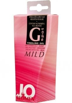 JO Chill Clitoral Stimulant Gel .34oz