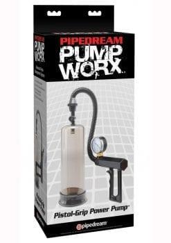 Pump Worx Pistol Grip Power Pump Smoke