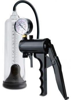 Pump Worx Max Precision Power Pump Clear