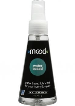 Mood Water Based Lubricant 4 Ounce