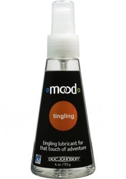 Mood Tingling Lubricant 4 Ounce
