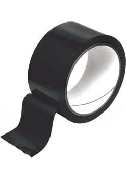 Fetish Fantasy Series Limited Edition Bondage Tape Black