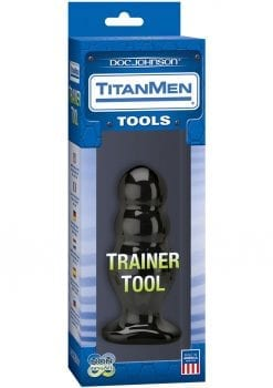 TitanMen Trainer Tool Number 4 Black 5 Inch