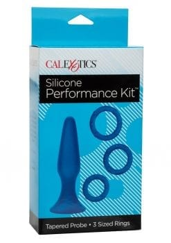 Silicone Performance Kit - Blue