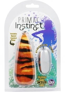 Primal Instinct Egg Tiger