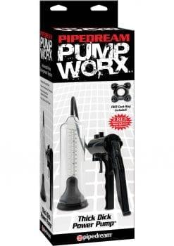 Pump Worx Thick Dick Power Penis Pump