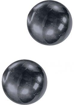 Nen Wa Magnetic Hemitite Balls 1.18 Inch Diameter Graphite