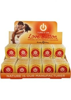 Love Button Cooling Arousal Balm 30 Each Per Display