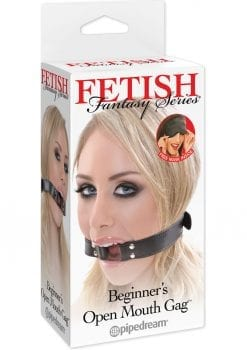 Fetish Fantasy Series Beginners Open Mouth Gag