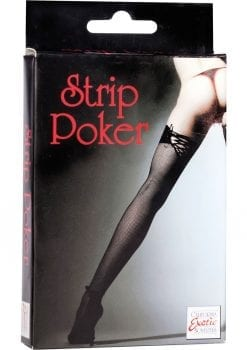 Strip Poker Couples Card Game