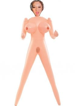Pipedream Extreme Dollz Brooke Le Hook Life Size Blow Up Love Doll Flesh