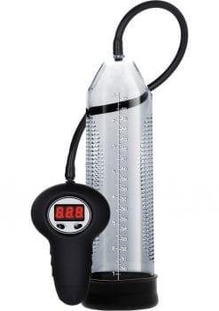 Apollo Automatic Power Pump Wired Remote Control Clear 10 Inch