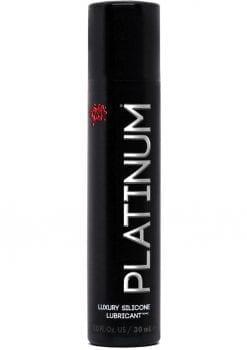 Wet Platinum Premium Silicone Lubricant 1 Ounce