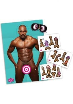 Stick A Dick Game Stud Edition