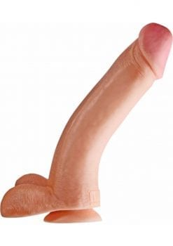 Tom Of Finland Tom`s Cock Suction Cup Dildo Flesh 13 Inch
