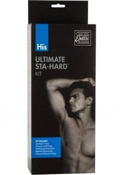 His Ultimate Sta-Hard Kit
