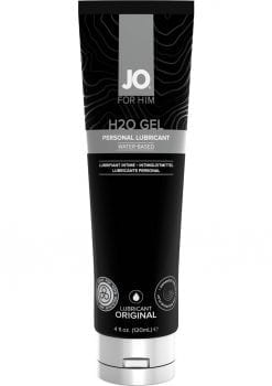 Jo For Him H2O Gel Lubricant 4 Ounce